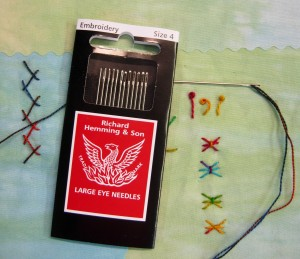 Richard Hemming Size 4 Needles