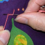 Embroidery Stitch Directions