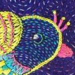 Woolly Bird Stitch Along
