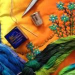 Silk Stitch Along