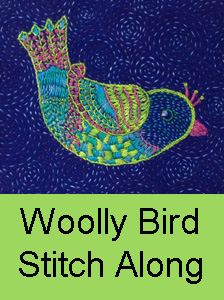 Woolly Bird Stitch Along